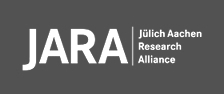 Logo JARA - Jülich Aachen Research Alliance