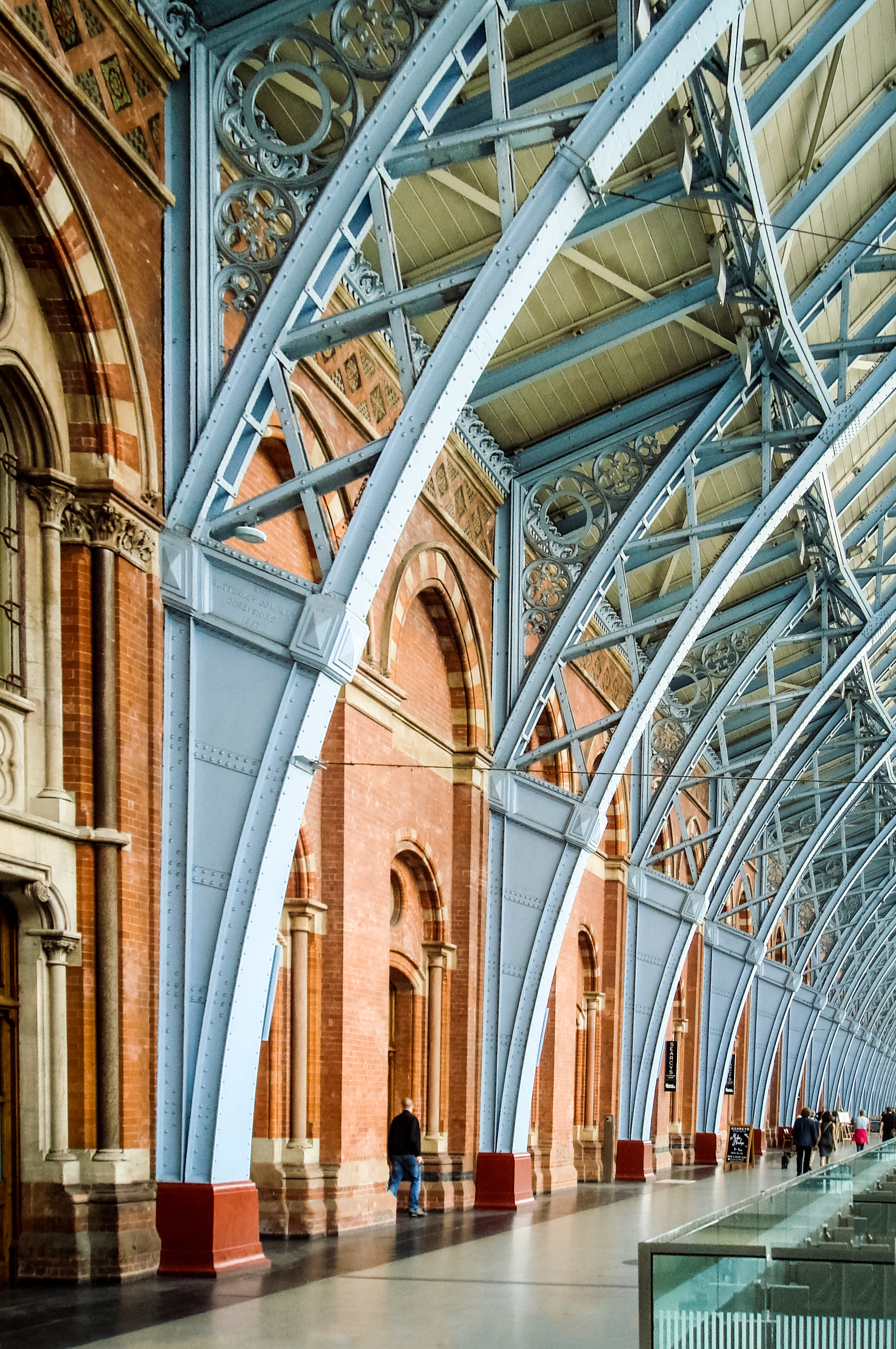 St. Pancras Station, London