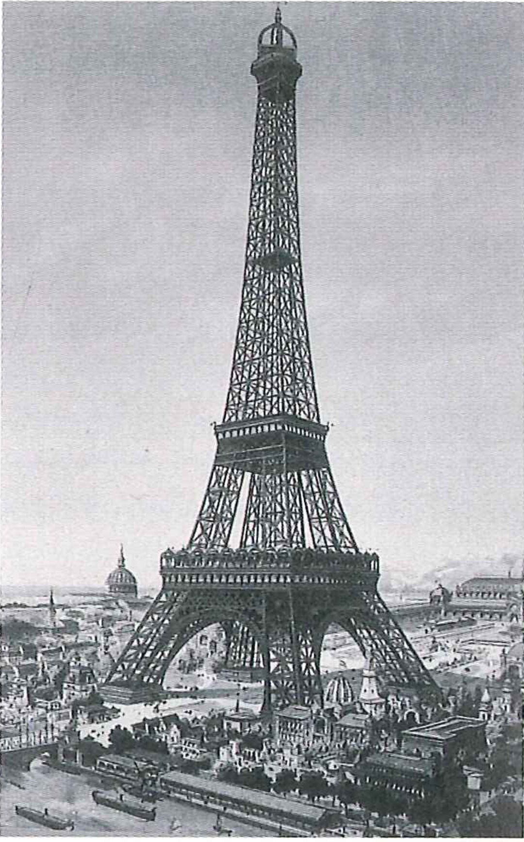 Origami Eiffel Tower - Takes Me Back to Paris! - Origami Expressions | 1733x1080