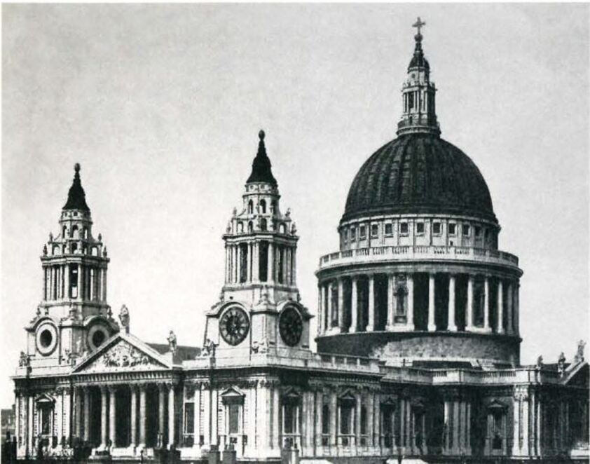 St. Paul´s Cathedral, London
